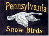 Pennsylvania Snow Birds