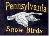 Pennsylvania Snow Birds
