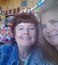 Karen and Lora