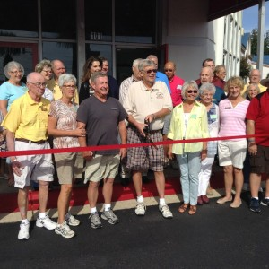 "Official opening of the ""Roost"", Destins Snowbird Club."