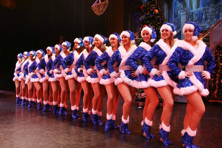 Beau Rivage Announces Holiday Events Entertainment