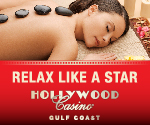 Hollywood Casino Spa Ad