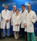 Baptist Heart & Vascular TAVR team