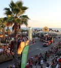 Crowds gather at Pier Park for the Pirates of the High Seas Fest parade in Panama City Beach.