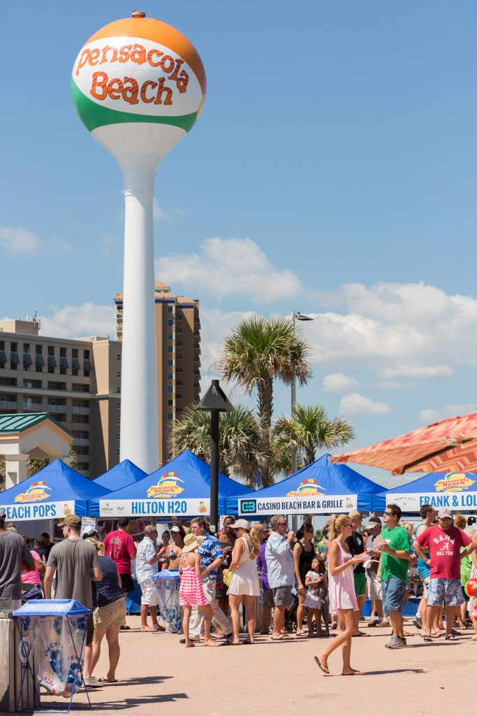 The Cooking Contest Pits Six Pensacola Beach Chefs Against Each Other Using A Secret Ing For Chance To Win Cash Prize Trophy And Bragging